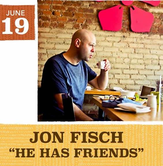 Jon Fisch Comedy Album Release Party